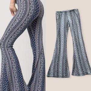 -Tillys-Boho wide leg pants